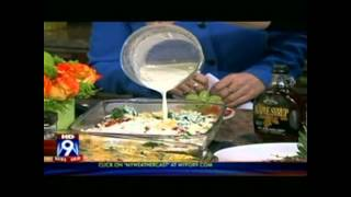 New Year's Brunch Ideas (January 2012 on FOX 9)