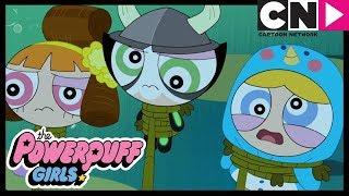 Şeker Mi Şaka Mı!   Powerpuff Girls Türkçe   çizgi film   Cartoon Network
