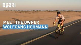 Wolfgang Hohmann | Bike Shop Owner | #MyDubai