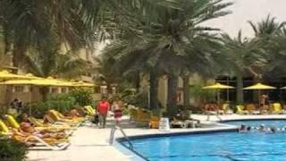 Ras al Khaimah, Pool Schwimmbad Ras Al-Khaimah Al Hamra Village Golf Resort