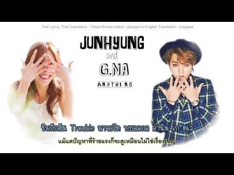 [Thaisub] Junhyung (BEAST) - Anything (Feat.G.NA)