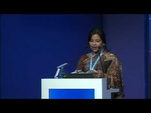 WTDC-17: H.E. Ms Begum Tarana Halim, State Minister of Posts, Telecomms and IT, Bangladesh