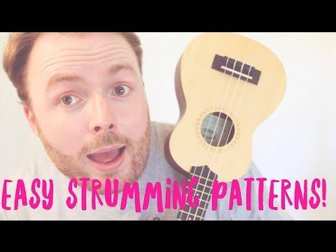 15 MUST-LEARN STRUMMING PATTERNS! (EASY UKULELE TUTORIAL)