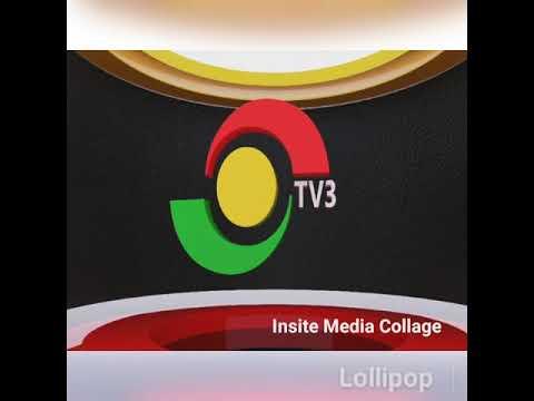 TV3 3D LOGO ANIMATION