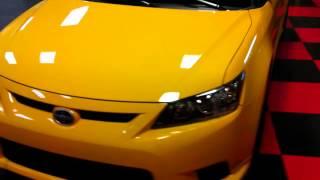Scion tC 2011 Five Axis Makeover Videos