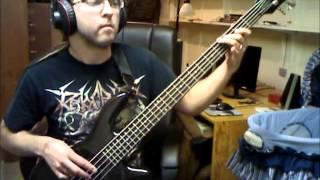 Judas Priest - Grinder  (Bass Cover)