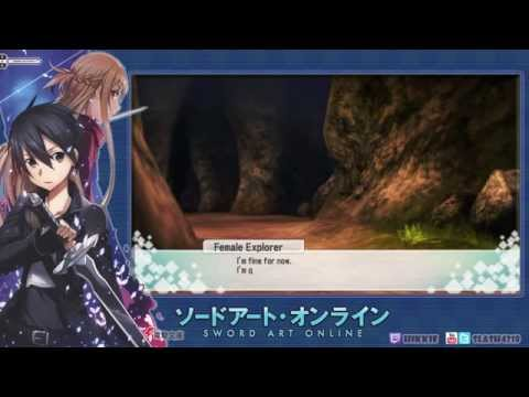 Sword Art Online: Hollow Fragment (Asia) Part 22 Exploration: Floating Ruin Area