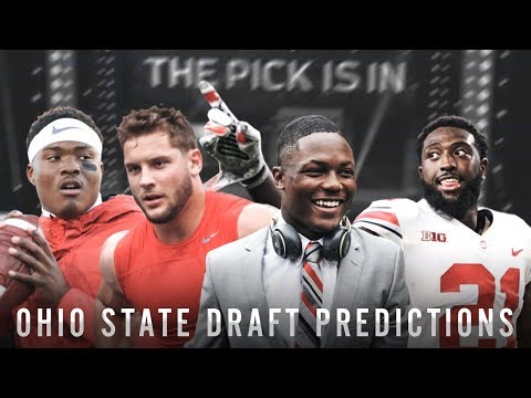 NFL Draft: Predicting where Ohio State players will land