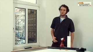 HOW TO: Sonnenschutzfolie anbringen. (Einfachste Methode)