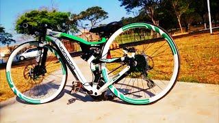 Um de Cada 15° #4k - Bikes Rebaixadas