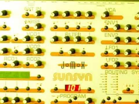 jomox sunsyn sounds