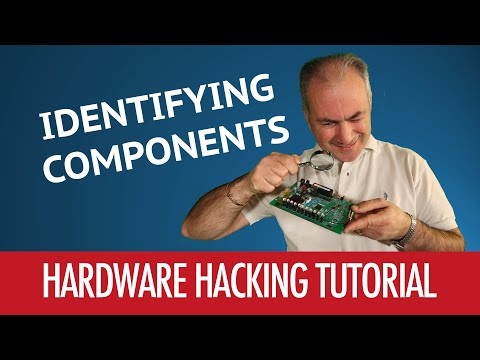 #01 - Identifying Components - Hardware Hacking Tutorial