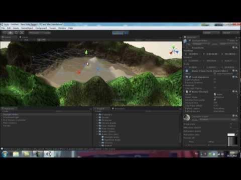 Unity3D создание игры (основы)