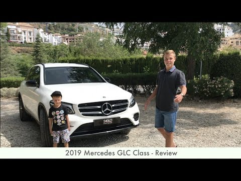 2019 Mercedes GLC Review - A great family car!