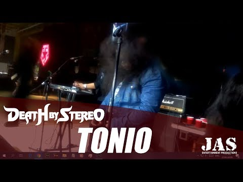 Tonio - Death By Stereo [Live At Dutdutan XV]