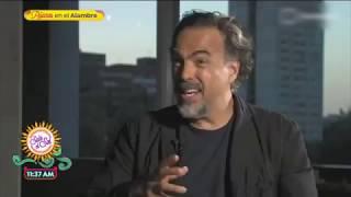 Alejandro González Iñárritu reacciona ante premios de Alfonso Cuarón | Sale el Sol