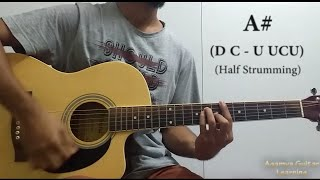 Kalank (Title Track) - Guitar Chords Lesson+Cover, Strumming Pattern, Progressions