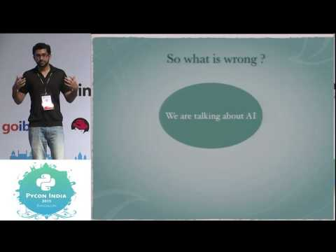 Image from Solving Logical Puzzles with Natural Language Processing - PyCon India 2015