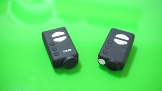 Mobius HD Vs EKOO HD 1080P Mini Action Sports Camera