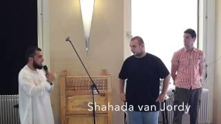 Shahada van Jordy
