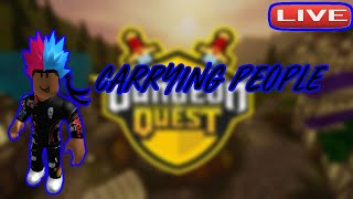 Dungeon Quest / Grinding / Roblox #6