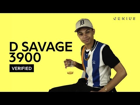 D Savage 3900 I Know II  Lyrics & Meaning  Verified