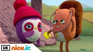 Becca's Bunch | Tree Talk | Nick Jr. UK