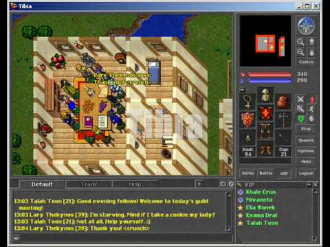 Old MMORPGs