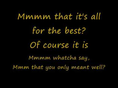 whatcha say lyrics - jason derulo