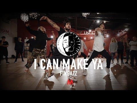 I Can Make - Fingazz   Choreography With Taiwan Williams