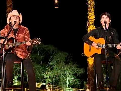 Chitãozinho & Xororó - SAUDADE DA MINHA TERRA   (Goiá e Belmonte)