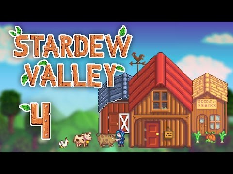 Stardew Valley - Community Center | Ep4
