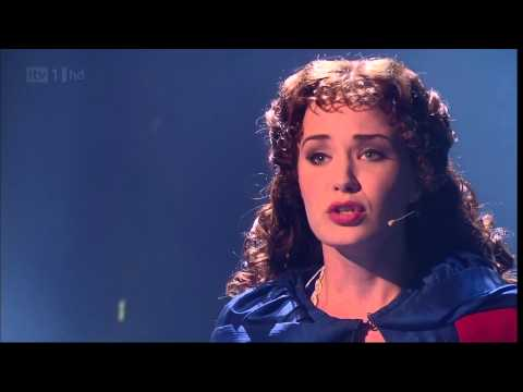 Wishing You Were Somehow Here Again & Phantom of the Opera Classic BRIT Awards 2012