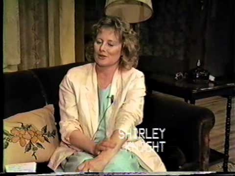 Shirley Knight interviewed by Rian Keating, July 1984