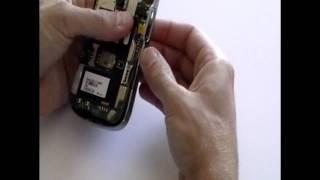 Blackberry Bold 9000 LCD Screen Replacement Repair Take Apart Guide