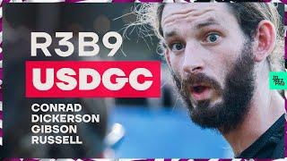 2019 USDGC  R3B9  Conrad Gibson Dickerson Russell
