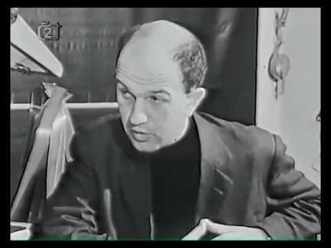 Jaromil Jireš o filmu Žert (1968).avi