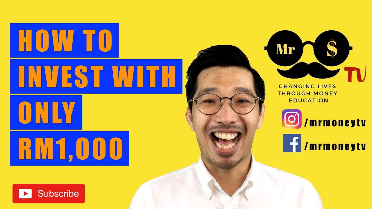 Invest How To Invest In Malaysia With Little Money Only Rm1000 Subtitles Available Youtube
