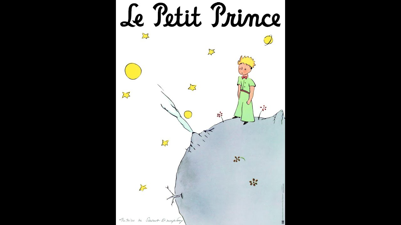 le petit prince livre audio partie 1 youtube. Black Bedroom Furniture Sets. Home Design Ideas