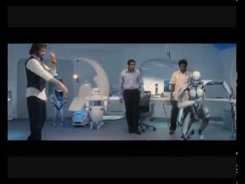 Motion Capture - Enthiran Vfx