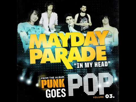 In My Head Mayday Parade (Jason Derulo cover)