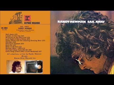Randy Newman - Sail Away (complete album)