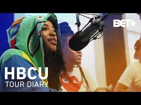 Atlantic Records   HBCU Tour Diary Recap