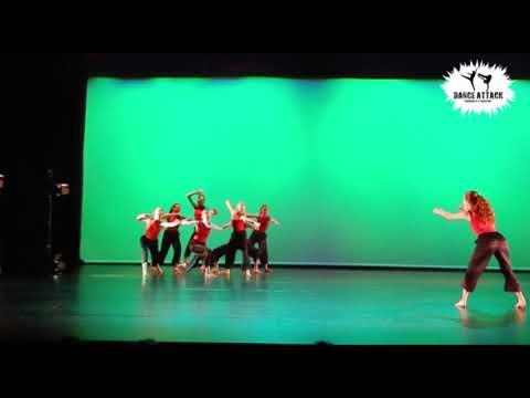 Dance Attack ON STAGE 2018: SAMWD Lier Junior Compagnie 2
