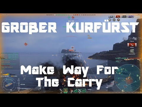Großer Kurfürst - Make Way, Carry Coming Through!