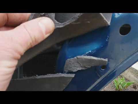 Разобрать переднюю и заднюю дверь шевроле авео CHEVROLET Aveo,заз вида.Т250кузов