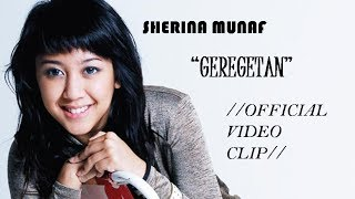 Gambar cover Sherina Munaf - Geregetan (Official Video Clip)