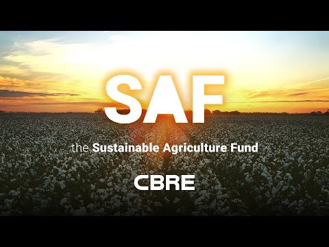 FOR SALE -  The Sustainable Agriculture Fund - CBRE Agribusiness