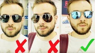 видео выбрать солнцезащитные очки, очки для мужчин