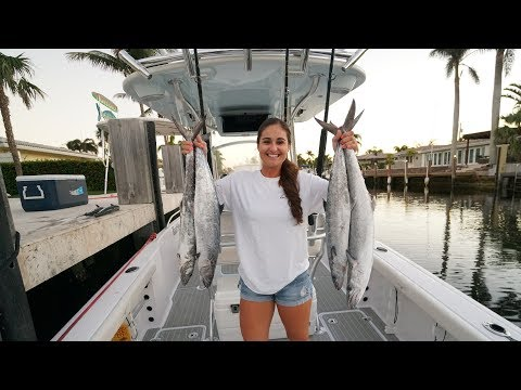 We Got A Free Boat!- Offshore Fishing 2018 26 Proline
